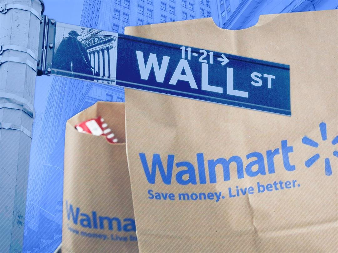 The world's biggest retailer will come under the microscope on Thursday morning when it reports quarterly earnings. Walmart's stock had its worst day in 30 years the last time it answered to Wall Street analysts.