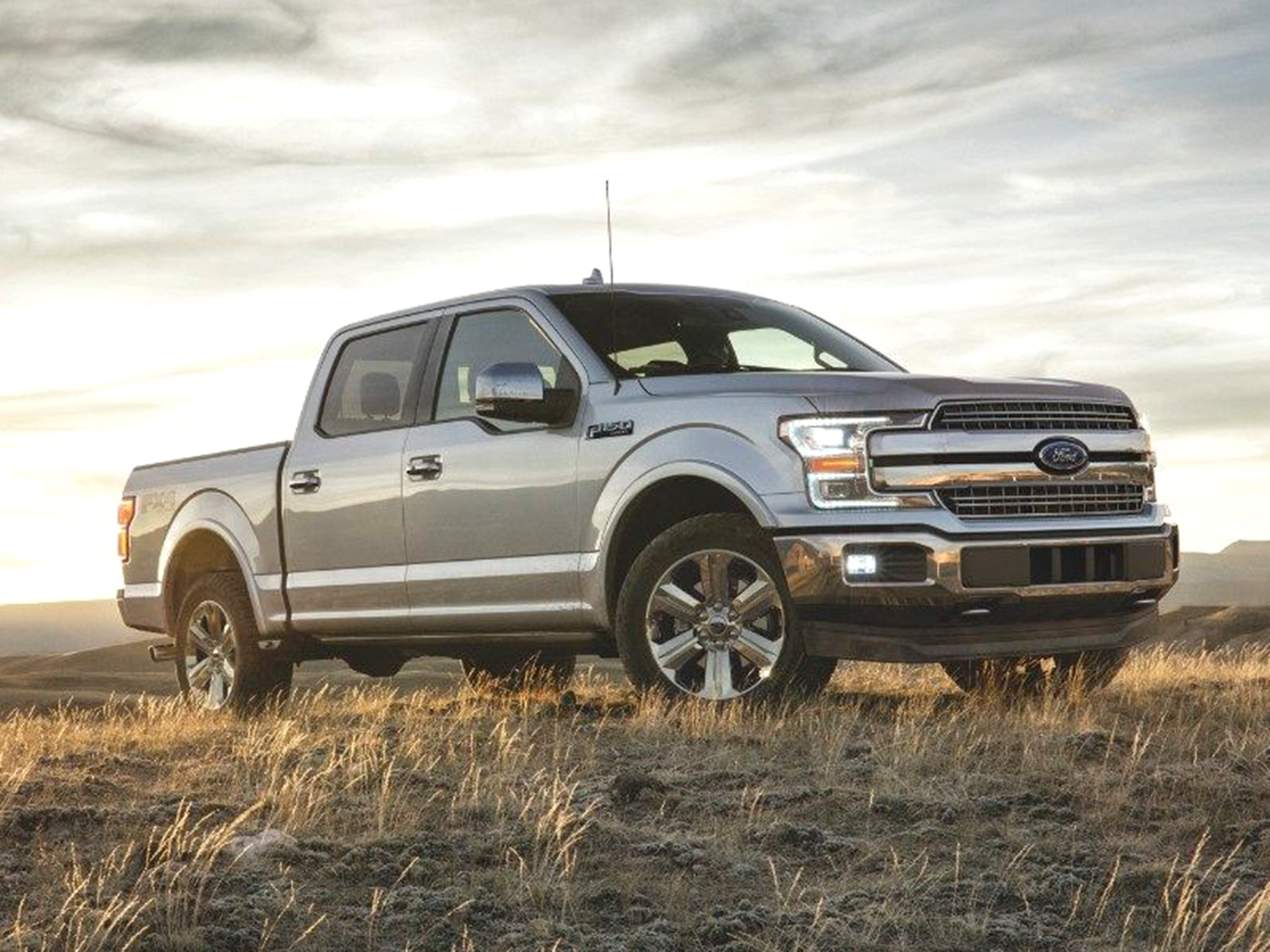 Ford suspended production of the F-150 at its plant in Dearborn Michigan on Wednesday night. It had already suspended truck production at a plant just outside Kansas City Missouri. Those are the only plants that make the truck