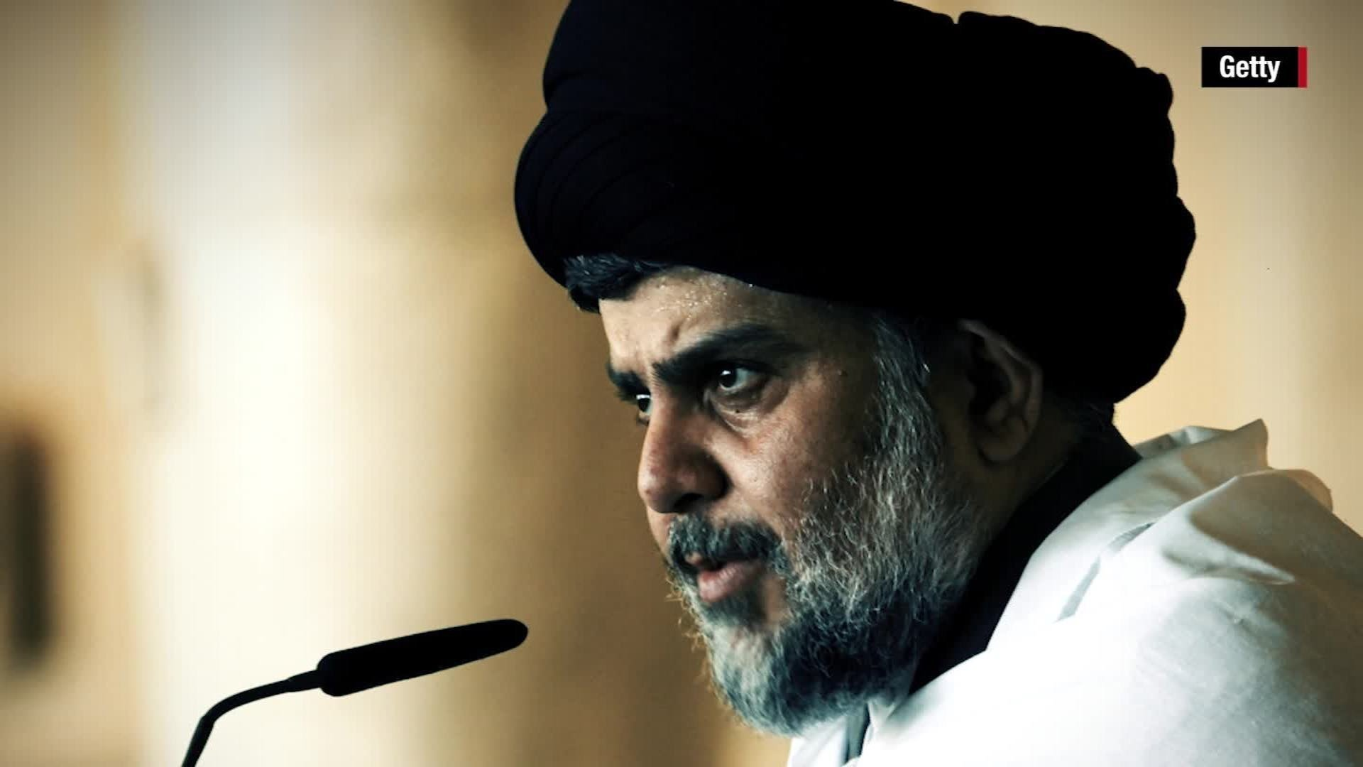 Anti-American cleric Muqtada al-Sadr's coalition election victory in Iraq raises the prospect that the man many US military officials hold responsible for the deaths of US troops could become a kingmaker in Iraqi politics.