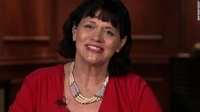 """Samantha Markle on ITV's """"Loose Women"""" on Monday."""