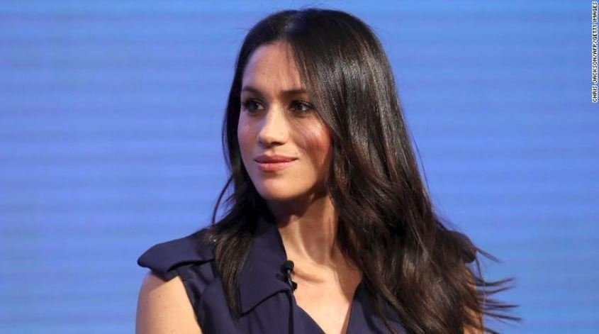 When Meghan Markle's high school theology teacher heard about her engagement to Prince Harry she had one immediate thought.