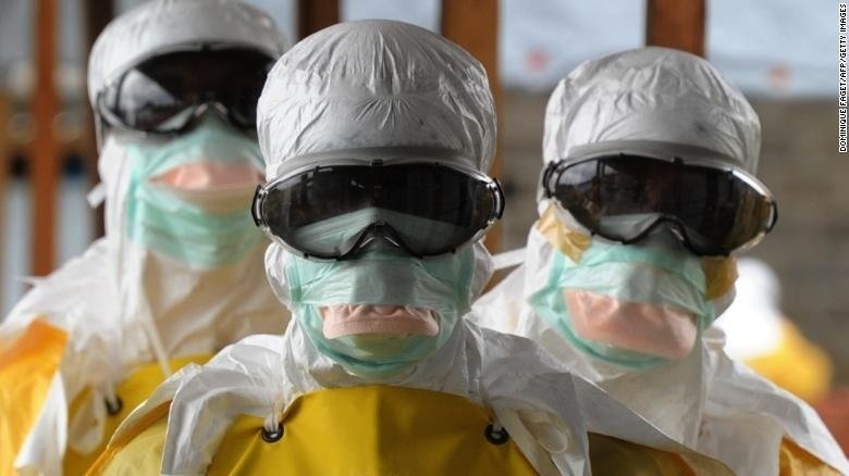 Ebola outbreak spreads to DR Congo city