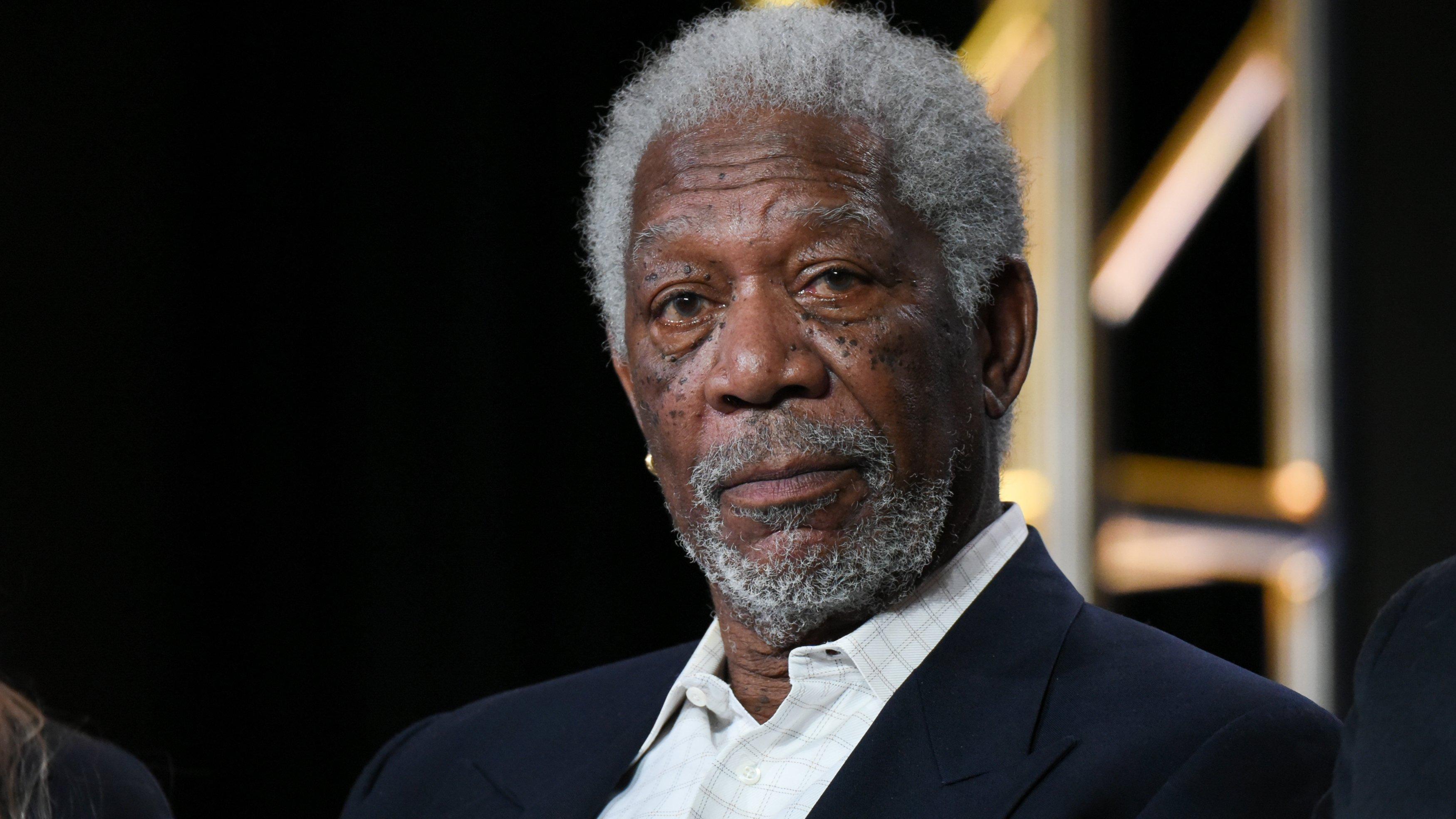 Morgan Freeman Accused of Sexual Harassment
