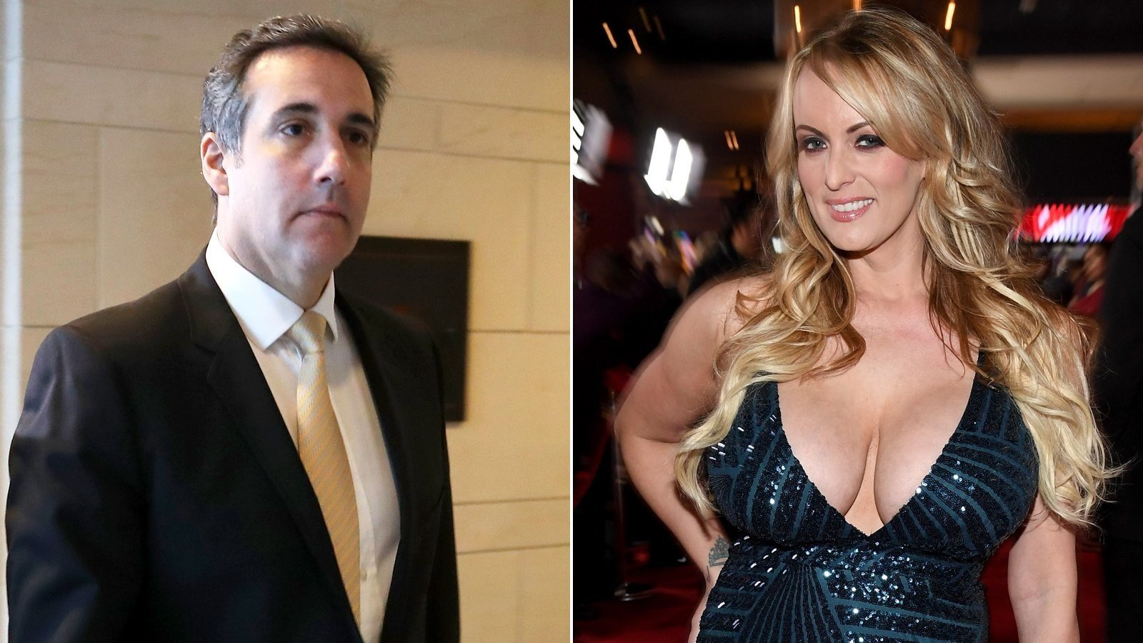 Adult film actress Stormy Daniels on Wednesday launched a new lawsuit against her former attorney Keith Davidson as well as President Donald Trump's personal lawyer Michael Cohen saying the two men