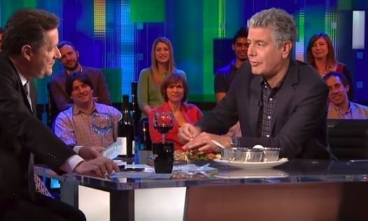 Anthony Bourdain: Serving Up Inclusion