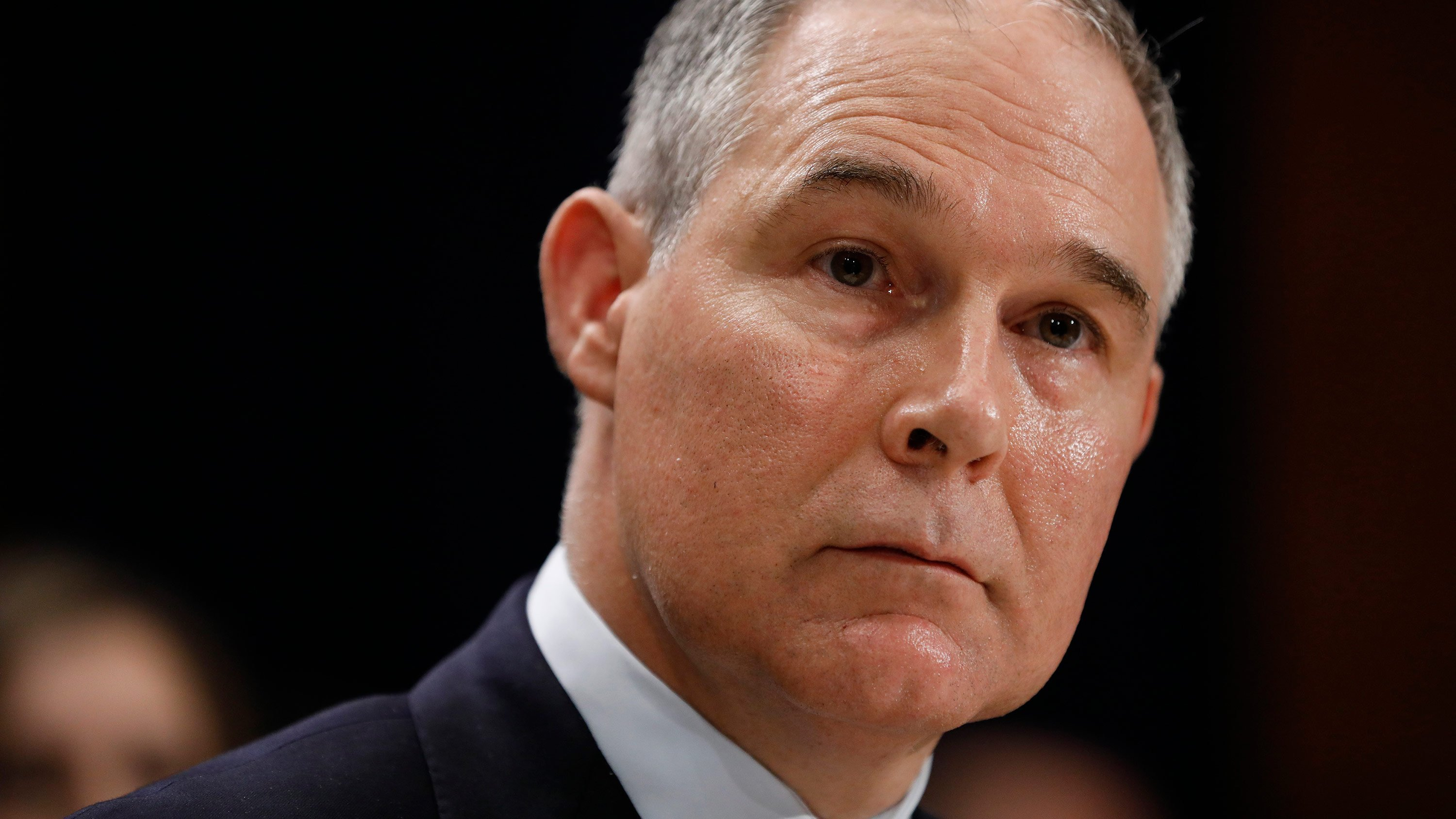 Democratic lawmakers ask for corruption investigation of EPA chief Scott Pruitt