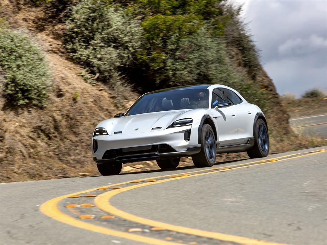 Porsche Names Its First EV Taycan