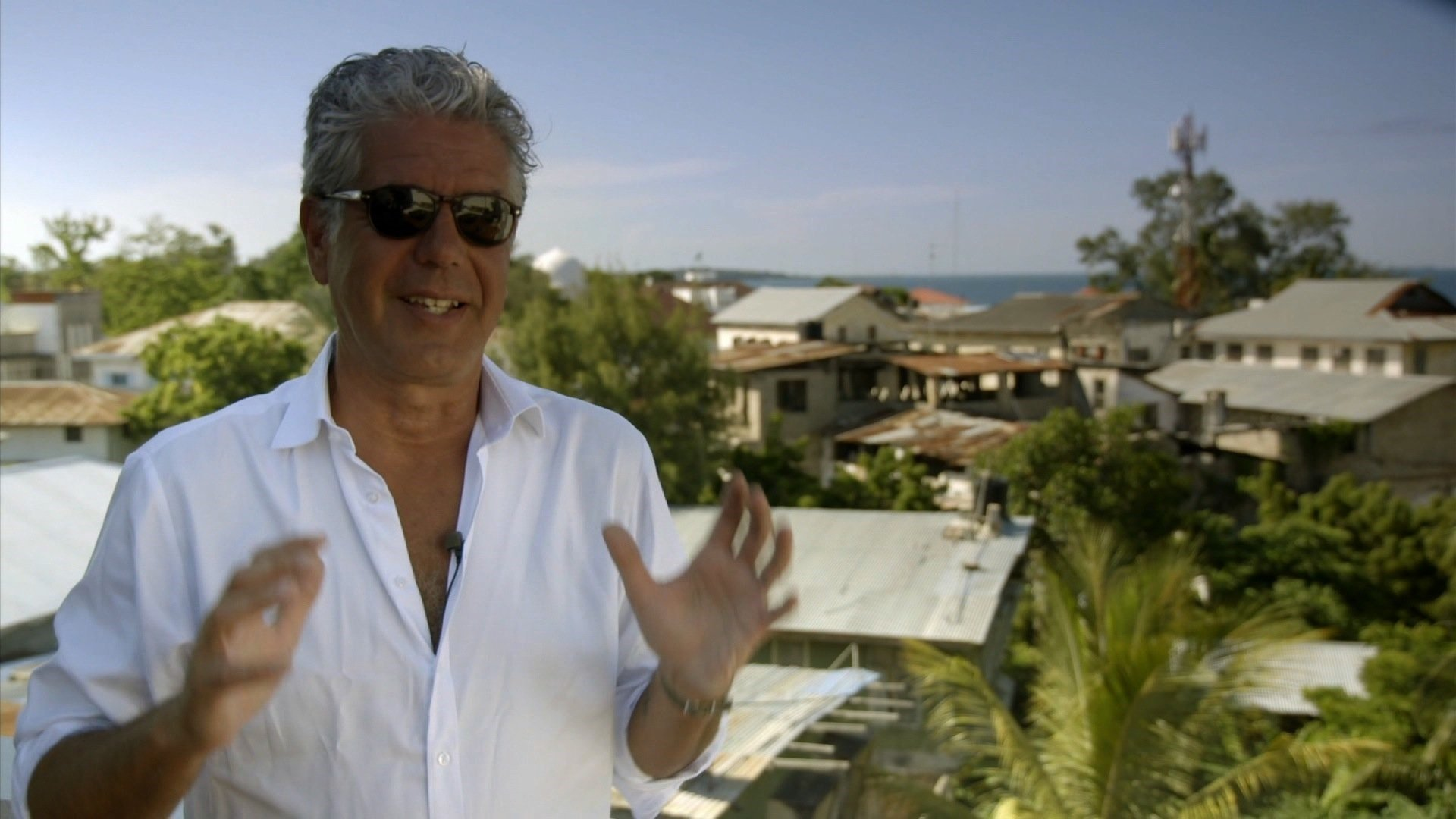 Anthony Bourdain's Body Stuck In France