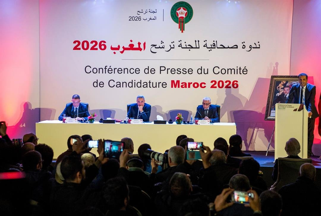 Morocco has had an unexpected helping hand from US President Donald Trump over the last few months in its bid to win the right to stage the 2026 World Cup, according to a member of the North African country's bid.