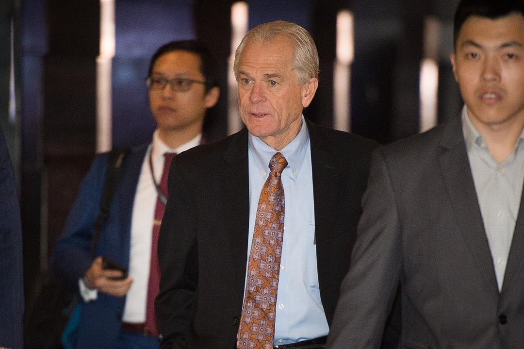 Peter Navarro a White House trade adviser apologized Tuesday after saying
