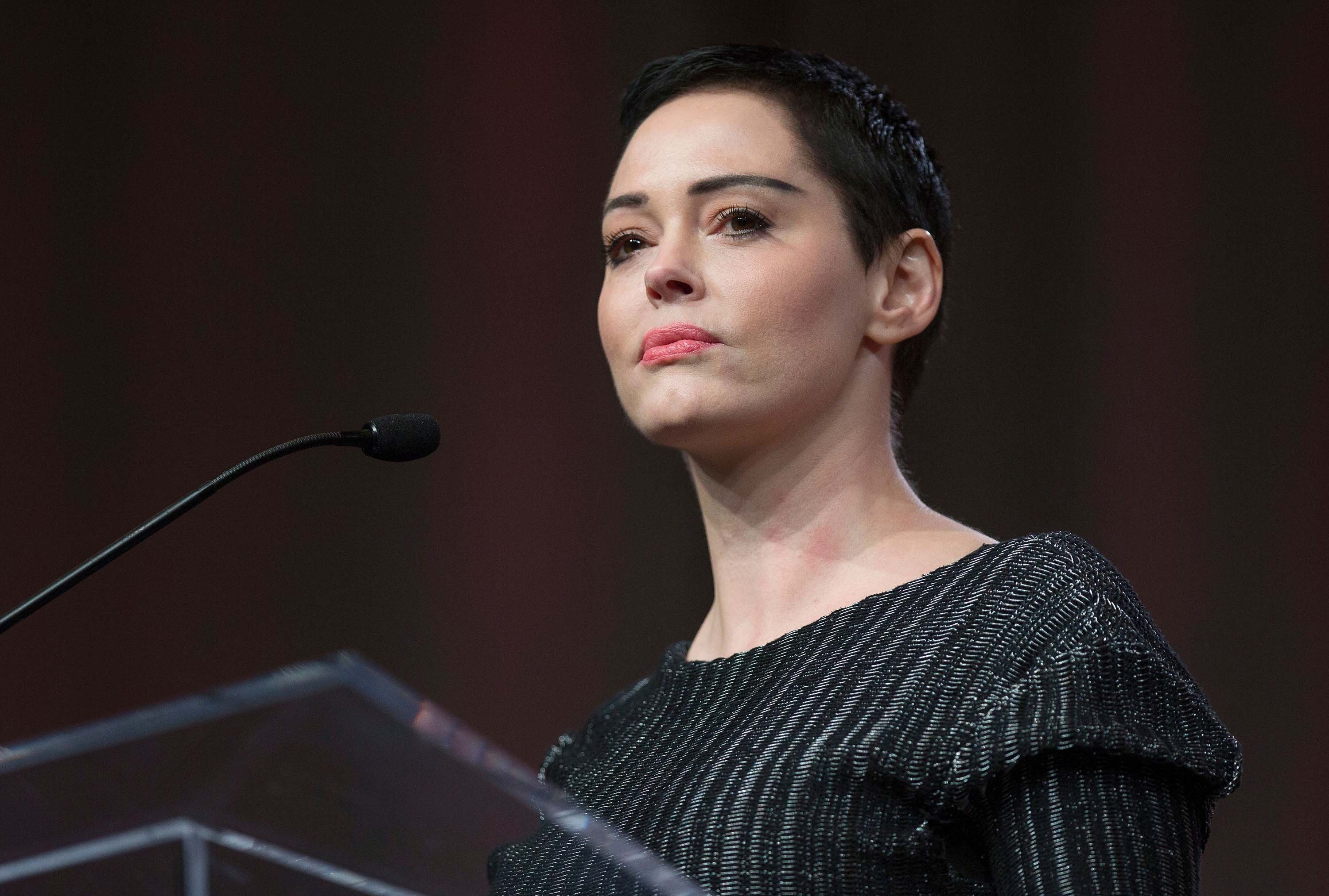 A grand jury in Virginia indicted actress and activist Rose McGowan Monday on one felony count of cocaine possession, according to online court records in Loudoun County, Virginia.