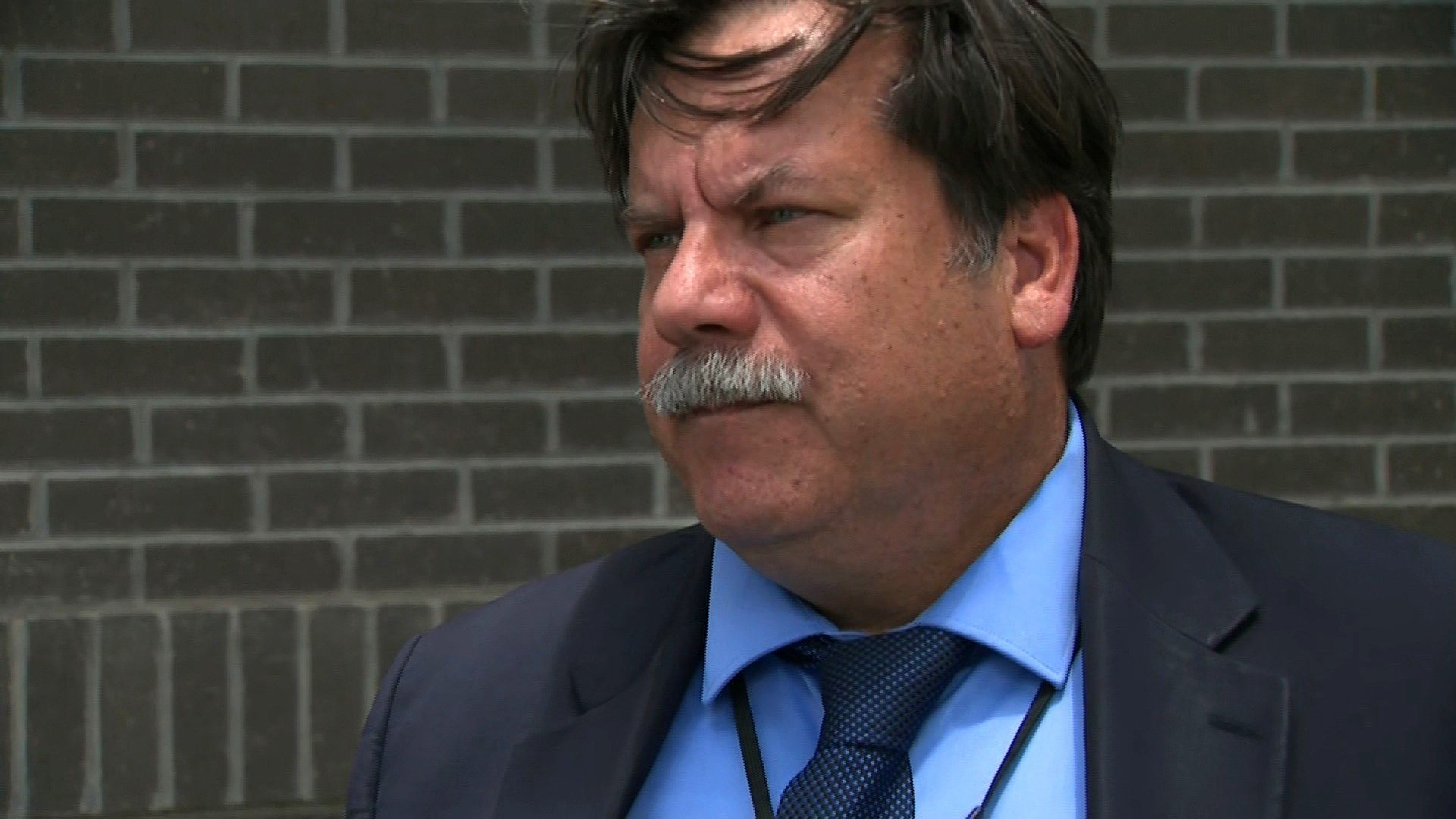 Miguel Nogueras is a public defender who handles immigration cases.