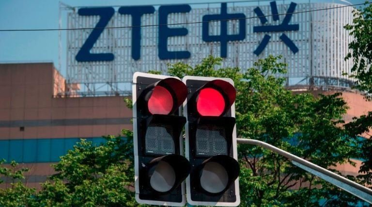 White House to block Congress from stopping ZTE deal