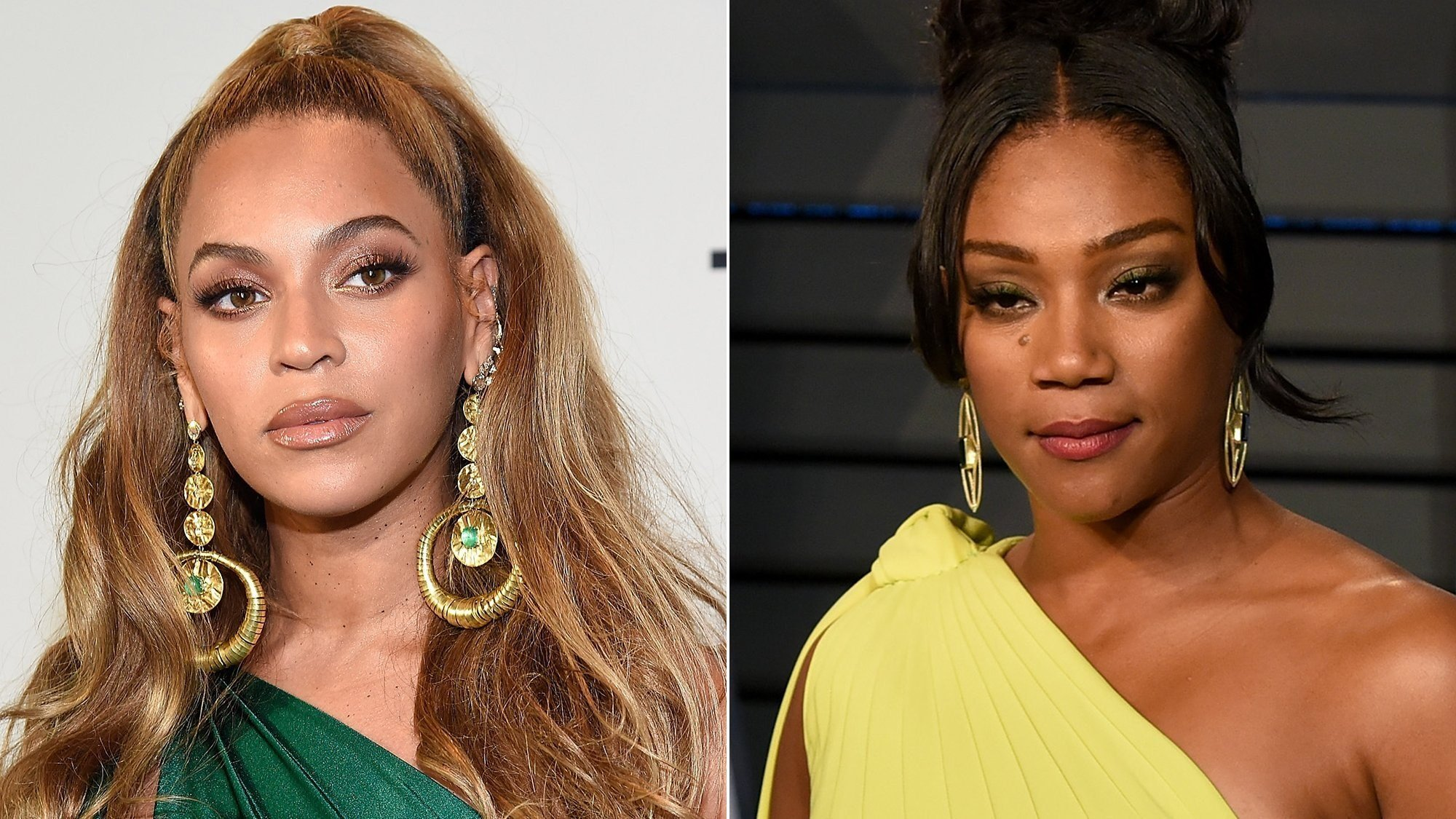 When Tiffany Haddish told the world that an actress allegedly bit Beyoncé's face at a party last December, inquiring minds went into overdrive trying to figure out who Haddish was referring to.
