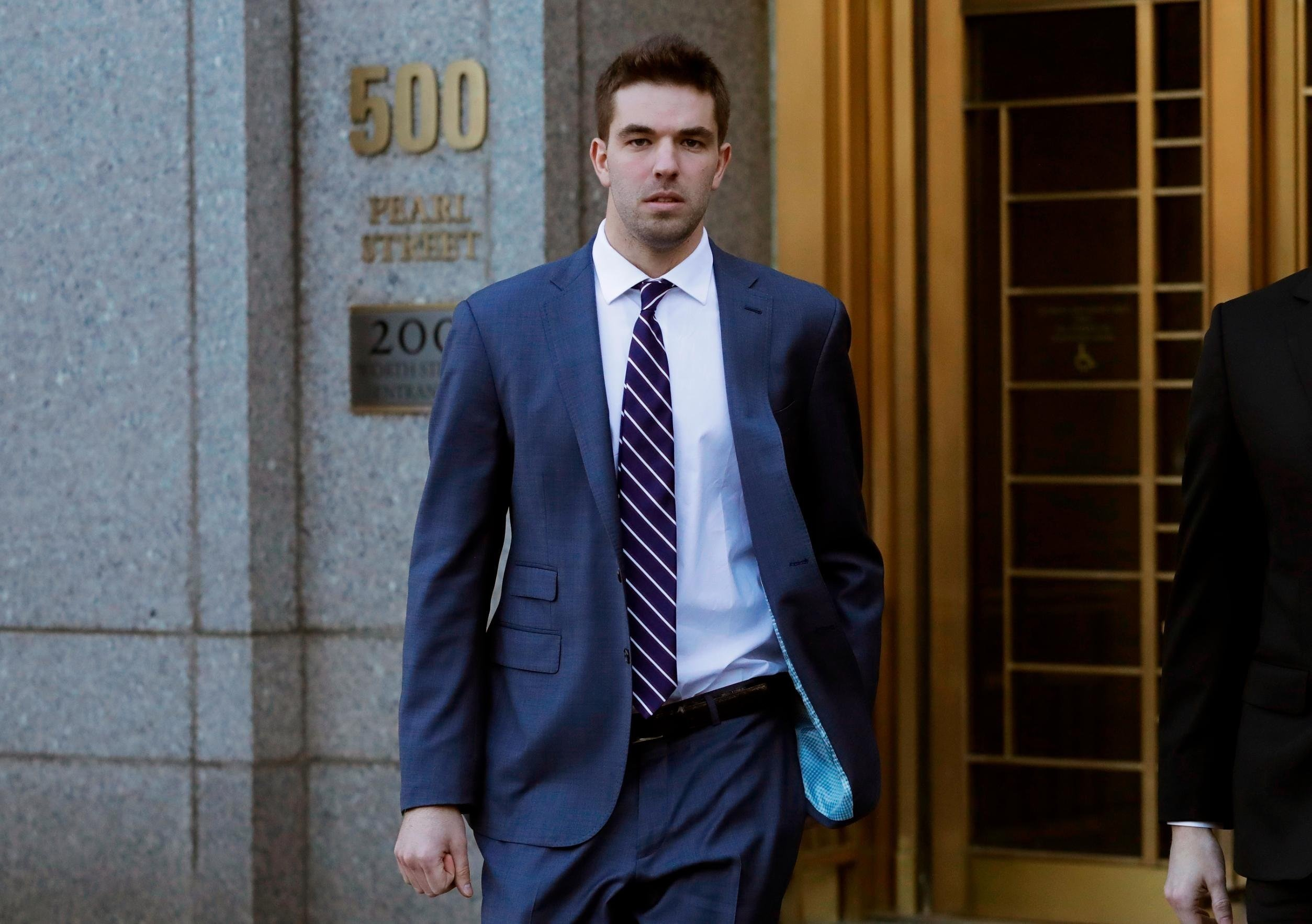 The organizer of last year's infamous Fyre Festival led a scheme involving bogus tickets while he was awaiting sentencing for wire fraud, New York federal prosecutors said on Tuesday.