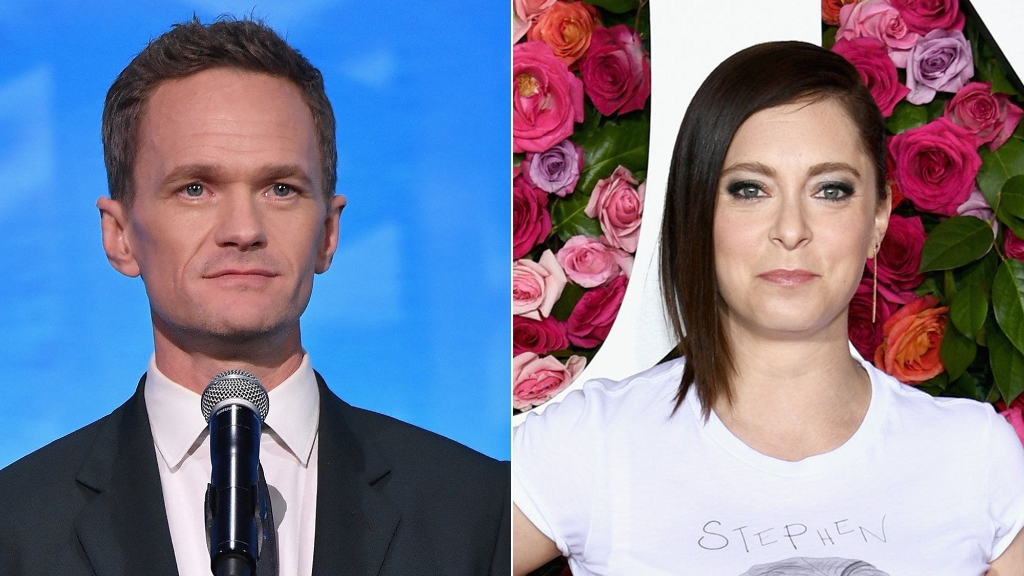 The actor posted an apology to Rachel Bloom after a tweet he wrote about her on-air work during the Tony Awards.
