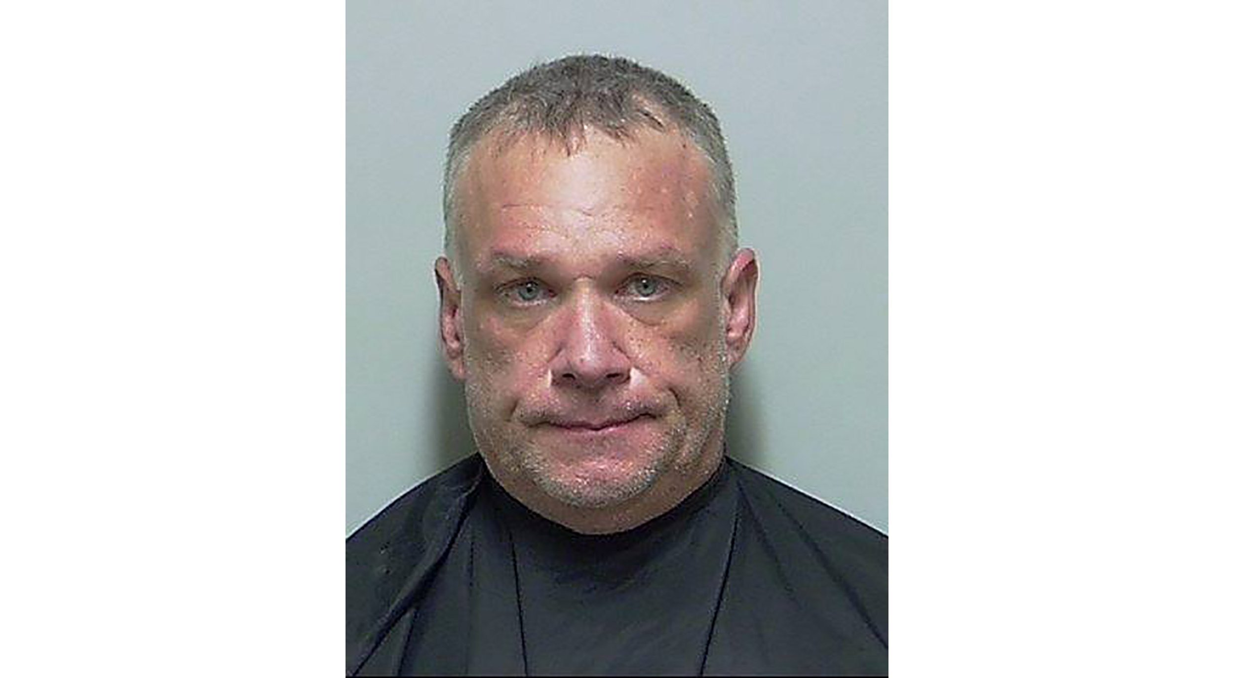 Douglas Kelly, 49, from Hawthrone, Florida, called the Putnam County Sheriff's Office on Tuesday, police said, asking them to test the drugs he bought a week earlier because he wanted to press charges against the person who sold them to him.
