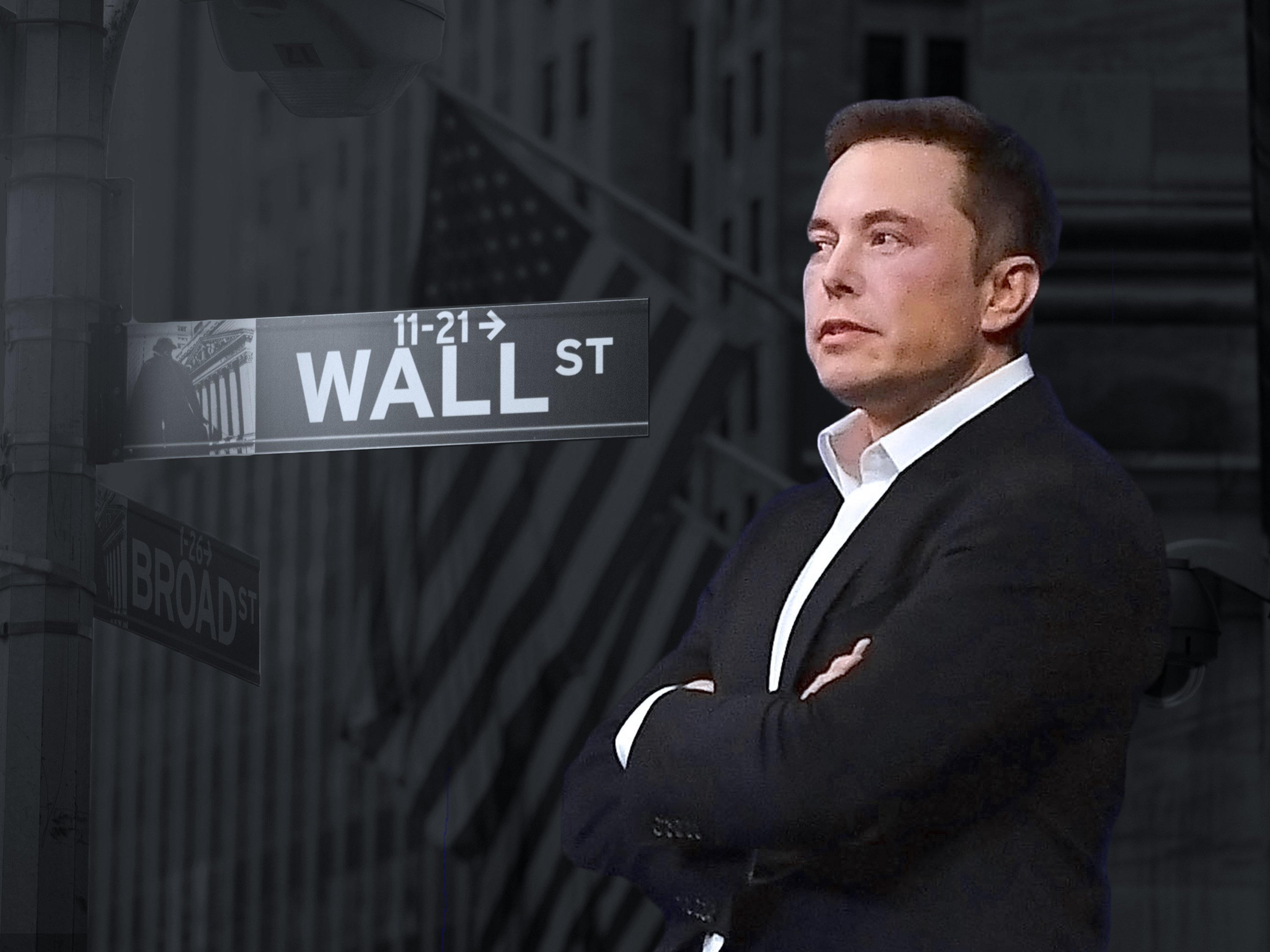 Elon Musk continues to put his own money where his mouth is.