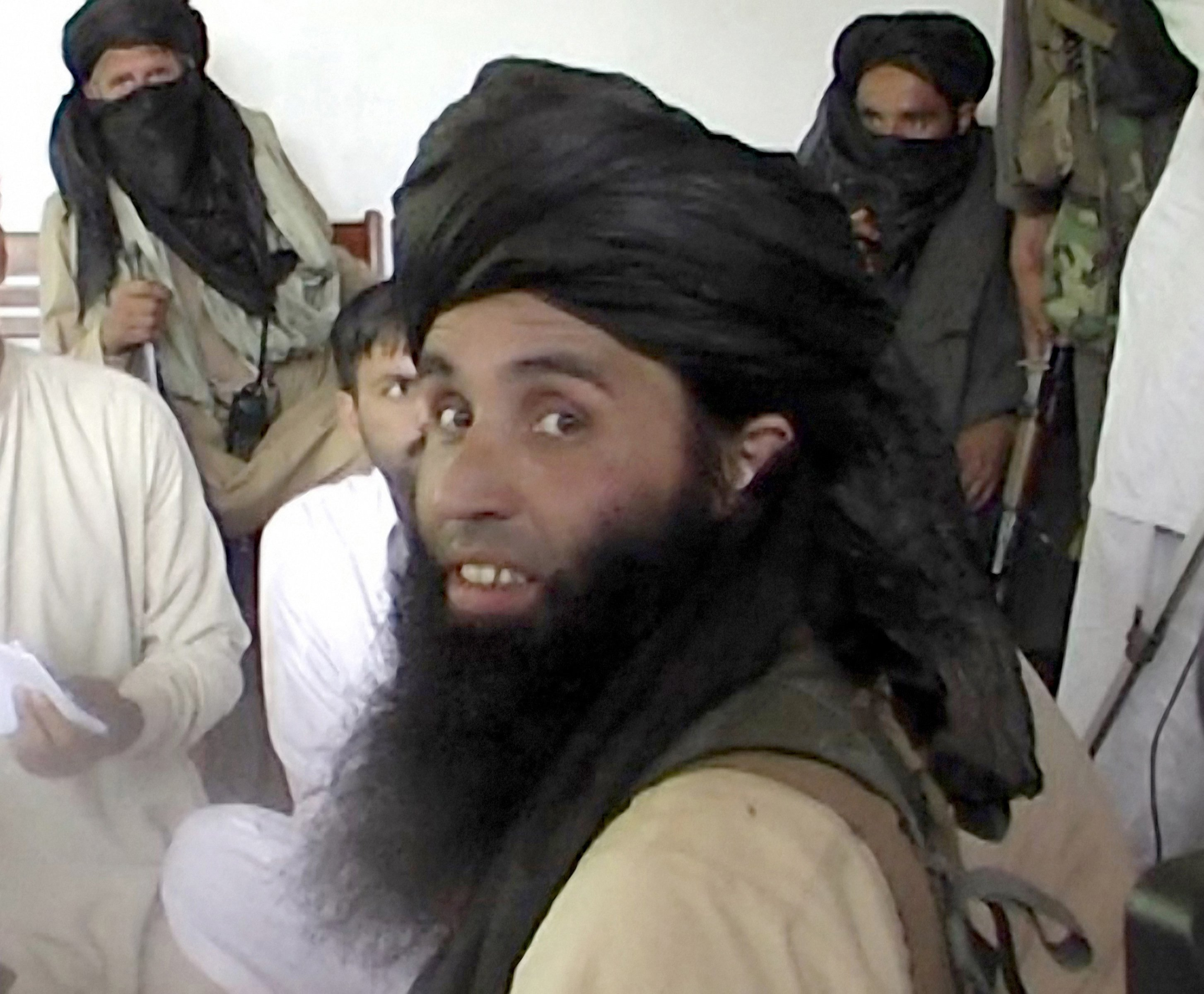 Pakistani Taliban chief allegedly killed in United States drone strike