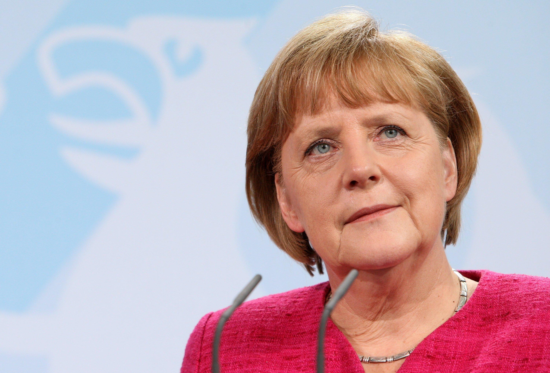 "Last week, Angela Merkel described migration as a ""make or break"" issue for Europe."