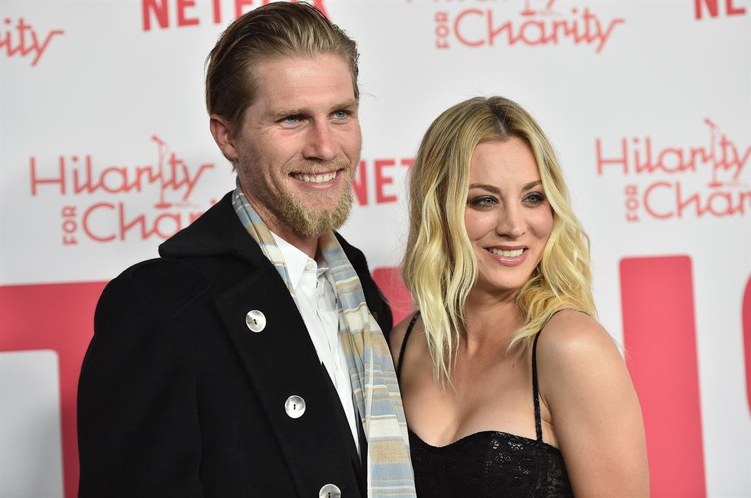Kaley Cuoco undergoes shoulder surgery on her honeymoon.  Full Credit: Alberto E. Rodriguez/Getty Images North America/Getty Images