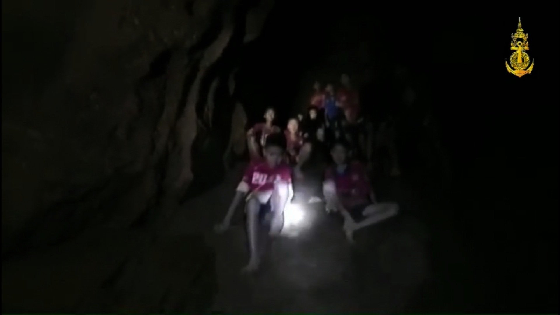 Rescue efforts are underway and hopes are high, after 12 boys and their soccer coach trapped in a Thai cave for more than a week were found alive.