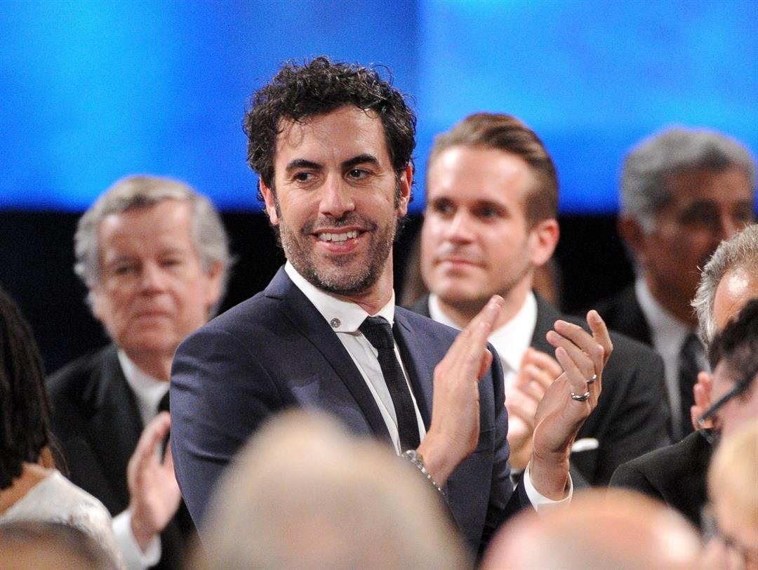"""Sacha Baron Cohen is starring in a new Showtime series, """"Who is America?"""", that debuts this Sunday."""
