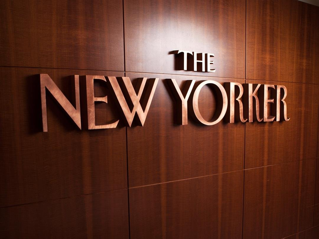 The New Yorker magazine recognizes staff's union.   **Credit: Jesse Dittmar/ The Washington Post/Getty Images**