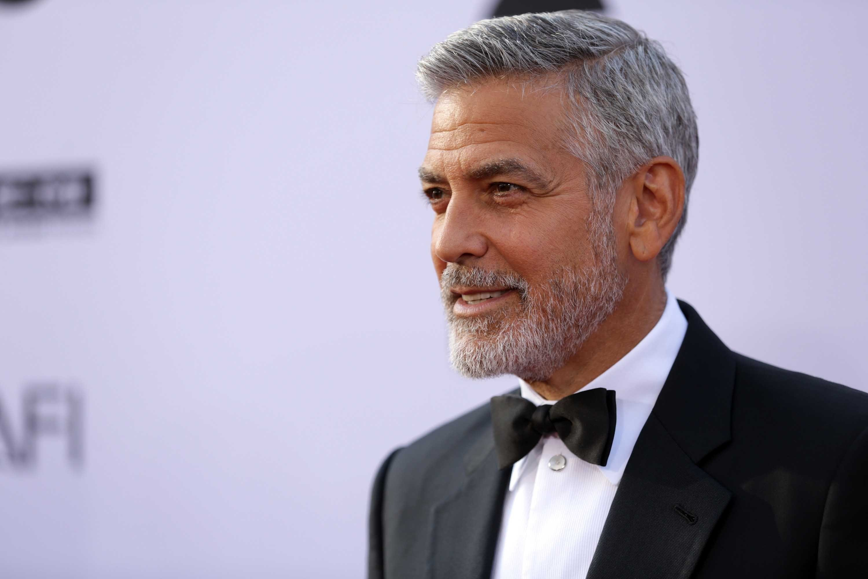 US actor George Clooney has been released from an Italian hospital after being involved in a motor accident Tuesday.