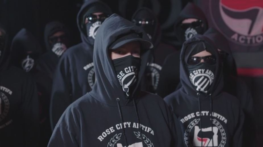 Antifa activists, who operate without any centralized leadership, told CNN that their goal is peace and inclusivity. Antifa activists have condemned Trump's push to tighten immigration rules and what some view as his tendency toward racism.