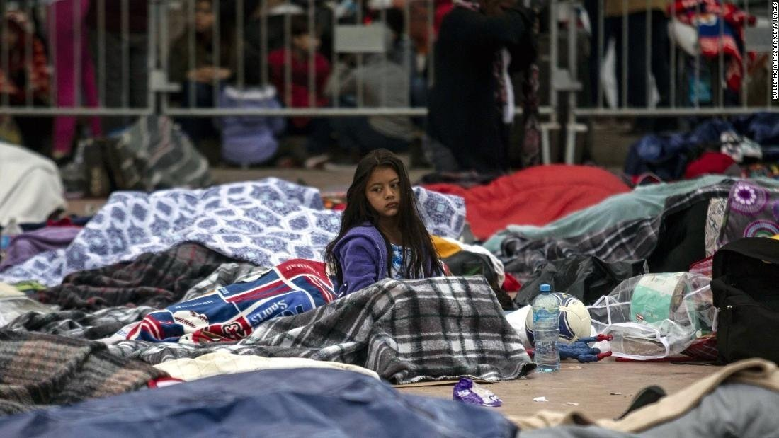 Migrants from Guatemala, Honduras and El Salvador -- which represent a large portion of US asylum seekers -- have among the highest denial rates, study shows. But asylum seekers from Mexico and Haiti fared even worse.
