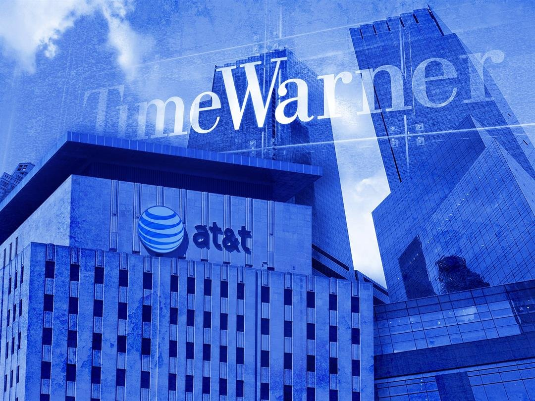 The Justice Department on Thursday filed notice that it is appealing a judge's approval of AT&T's purchase of Time Warner.