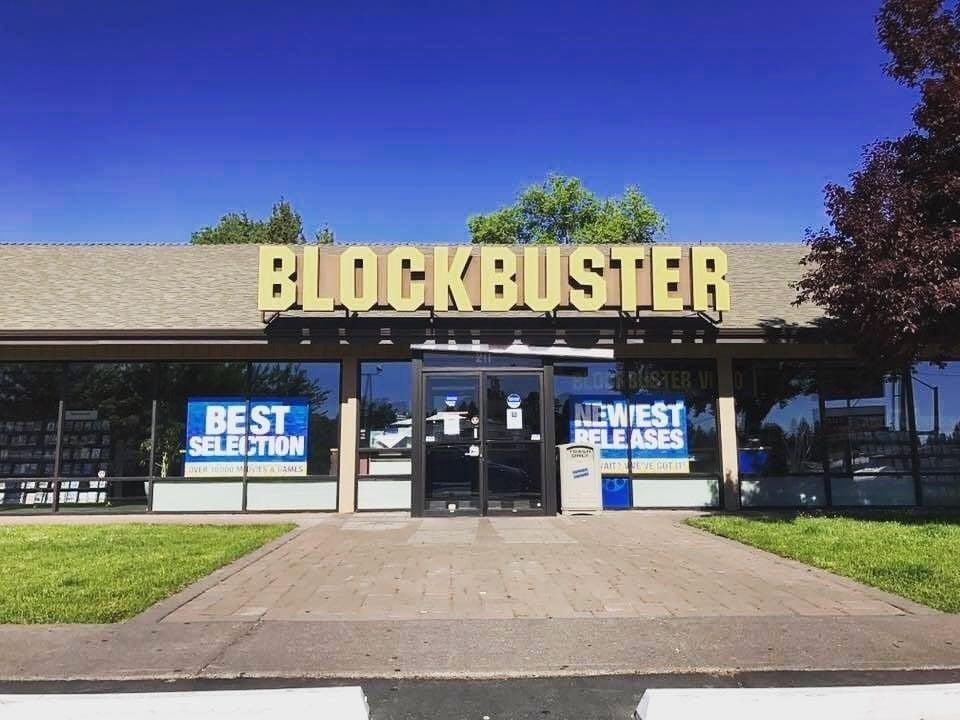 Oregon is home to last Blockbuster in U.S.