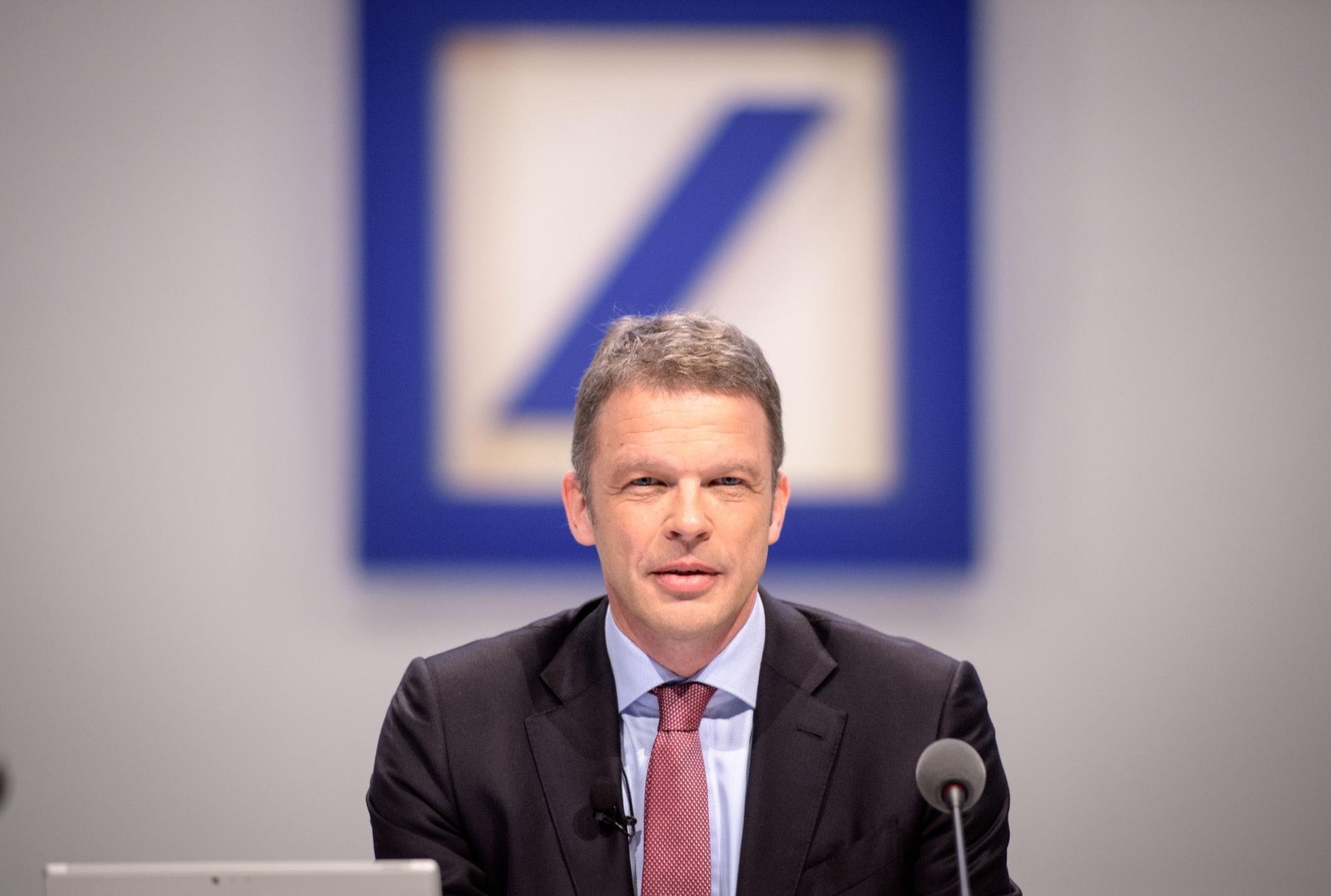Deutsche Bank is making money again