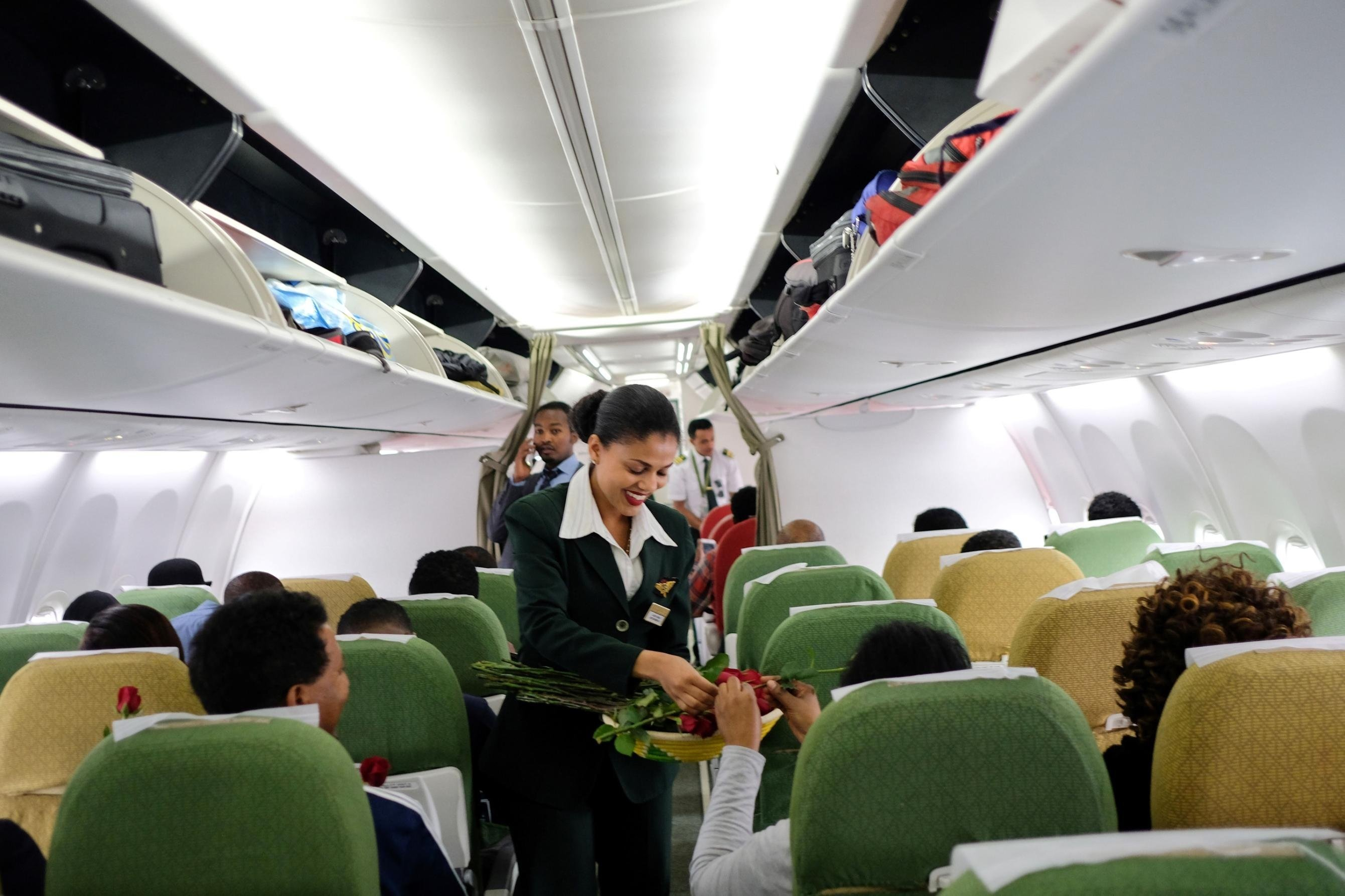 Celebration as first Ethiopia-Eritrea commercial flight takes off after 20 yearsNaija247news