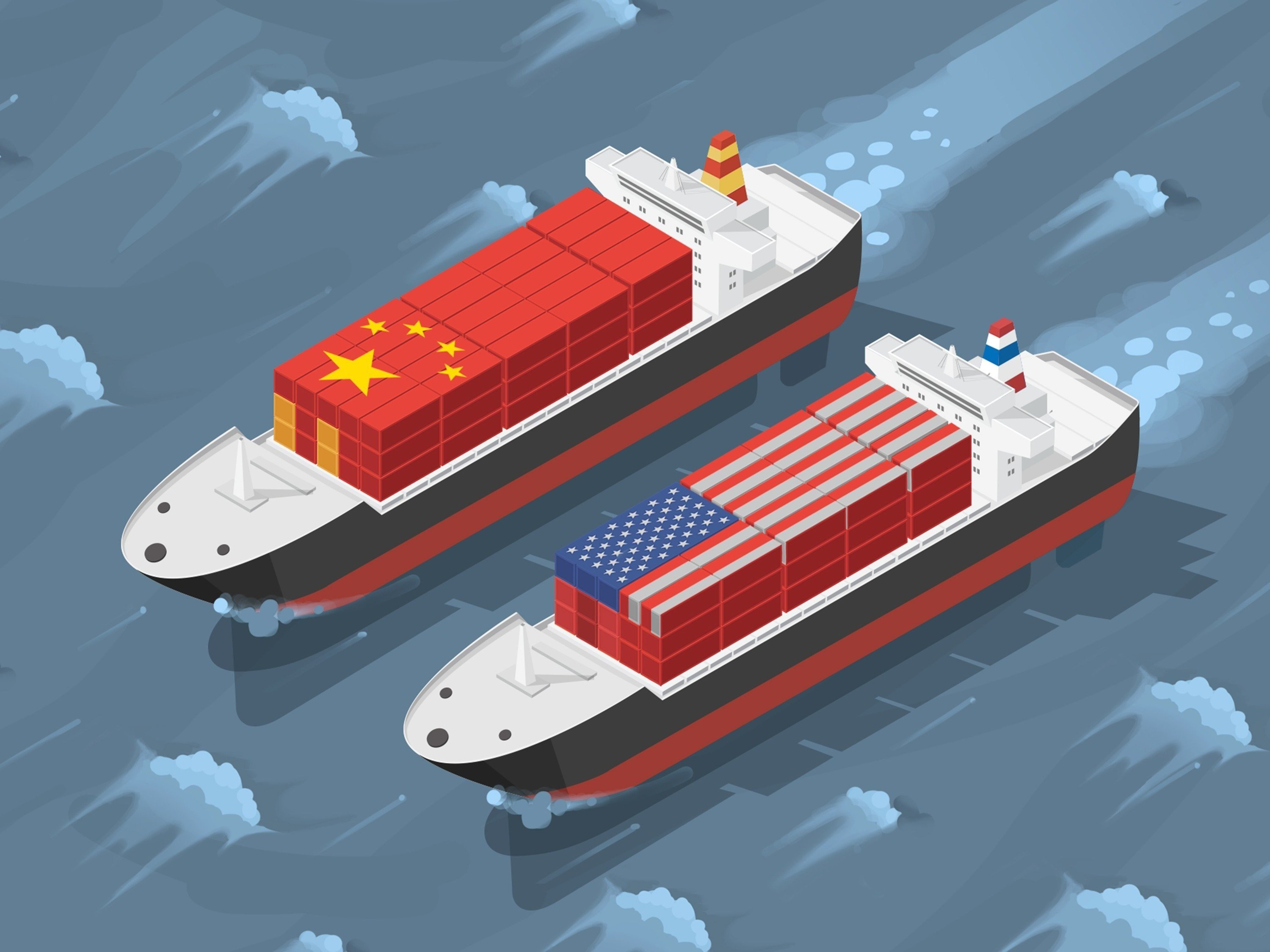 How Trade Wars Imperil the Global Economy - Brink - The Edge of Risk