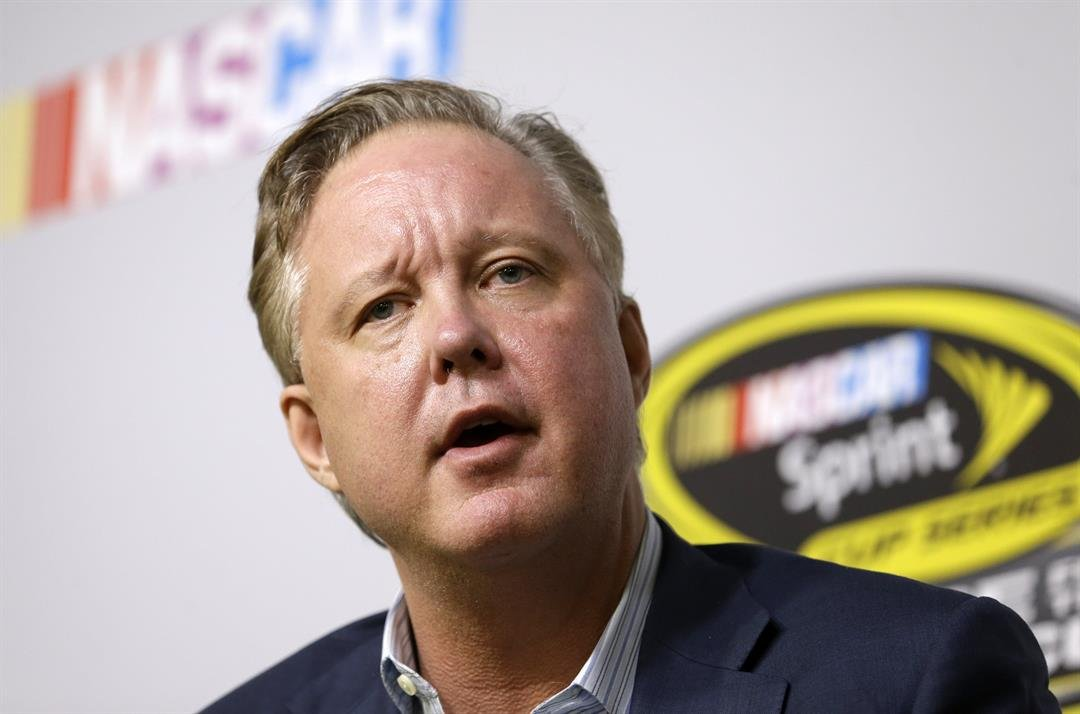 NASCAR CEO Name-Drops Trump During DUI Arrest
