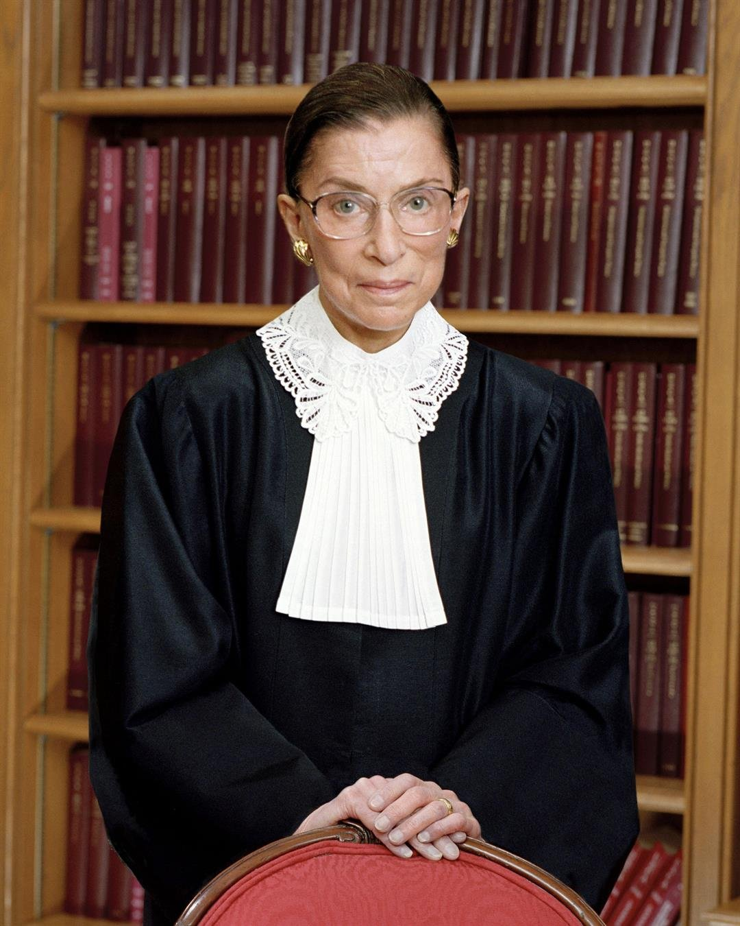 Justice Ruth Bader Ginsburg -- the 85-year-old liberal legal icon -- has spent 25 years on the Supreme Court and says she plans on staying put for at least five more. But while most know of her work, far fewer know about her backstory.