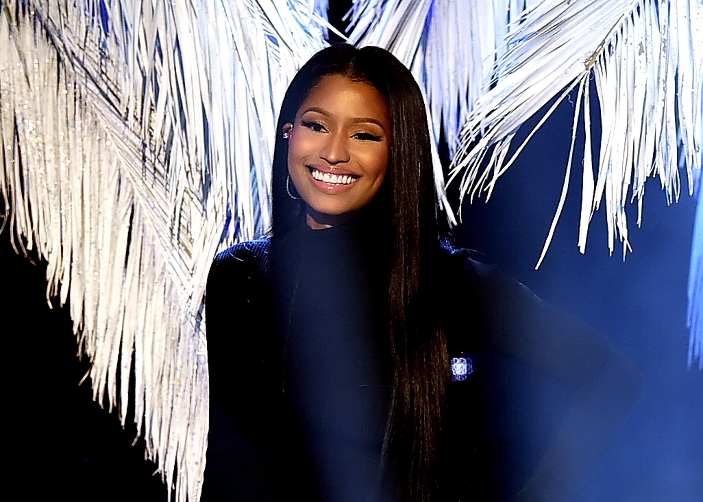 Nicki Minaj has dropped her latest album.