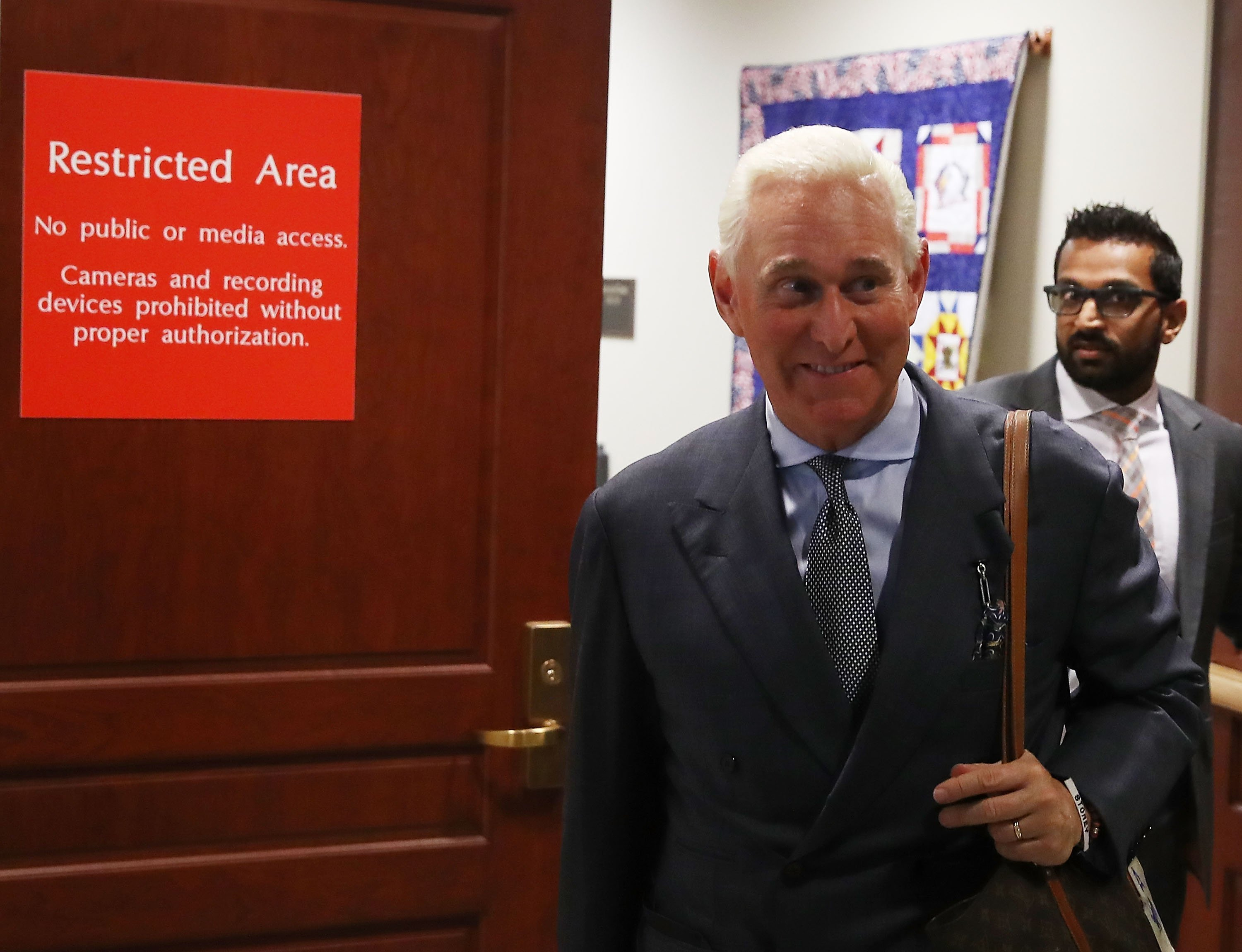 Andrew Miller, a former associate of longtime Donald Trump confidante Roger Stone, did not appear for a scheduled grand jury hearing on Friday, defying a subpoena from special counsel Robert Mueller, according to his attorney.