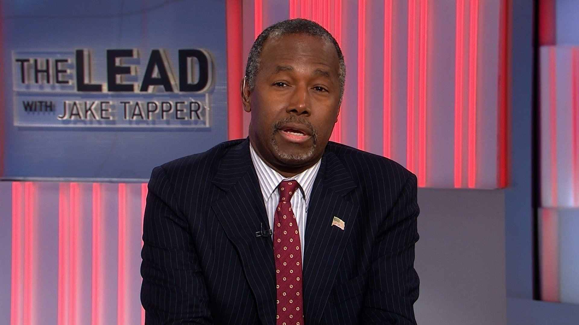Is Ben Carson running for veep?