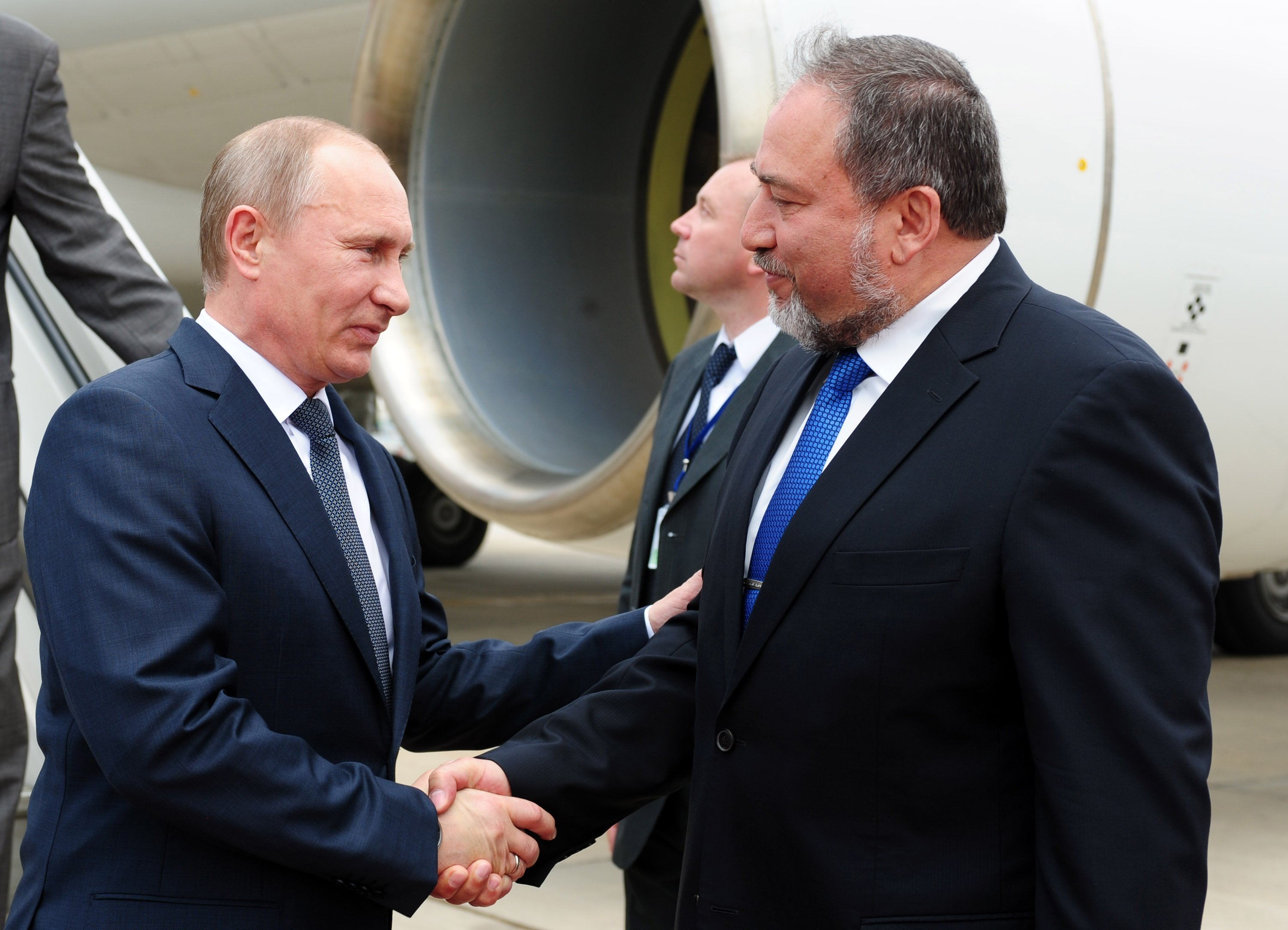 Lieberman Appointed Israeli KGB Agent to Senior Government Role, Then He Disappeared - Tikun Olam תיקון עולם