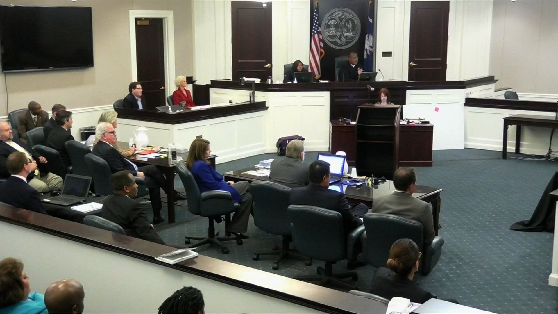 Image result for Judge declares mistrial in Michael Slager trial