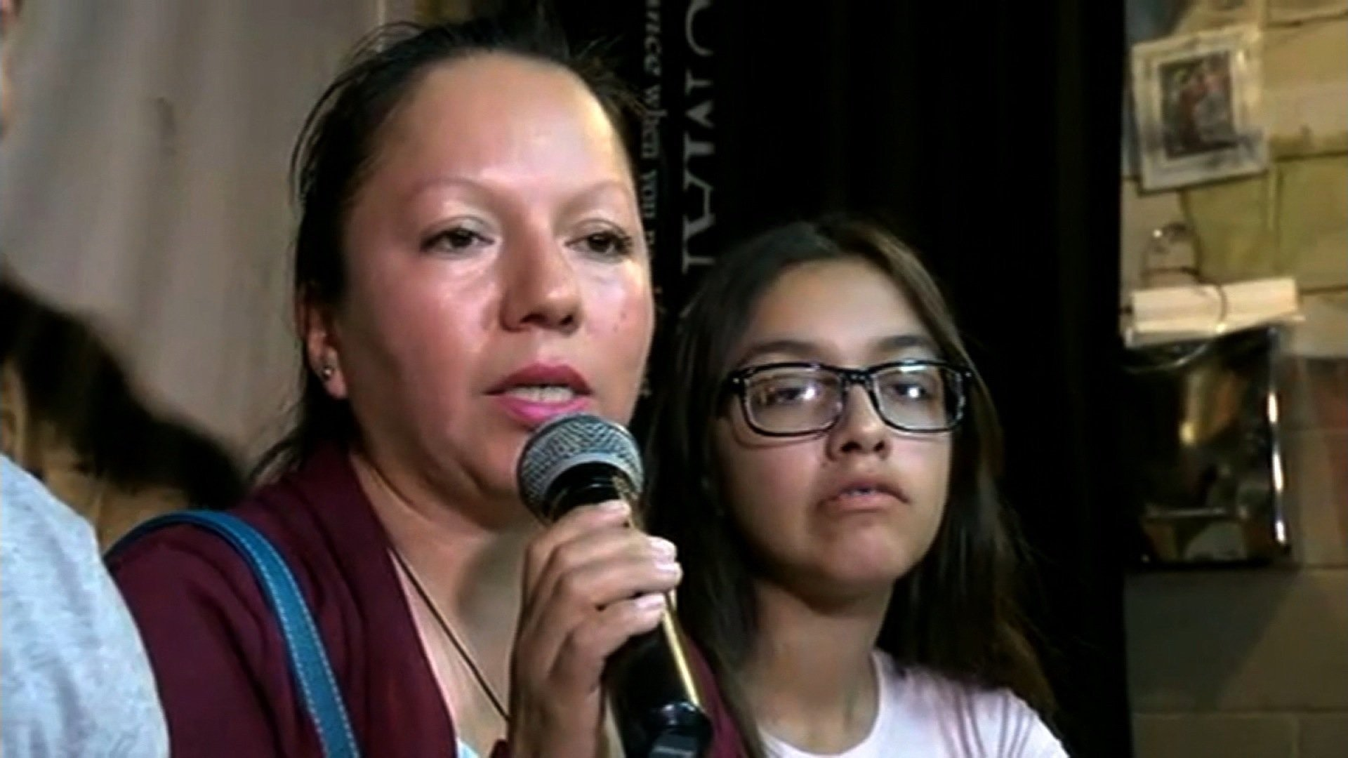 ***Embargo Tucson***  Guadalupe Garcia de Rayos was detained and within 24 hours she was deported to her native Mexico. She was turned over to Mexican authorities at a border crossing in Nogales, Arizona, according to US Immigration and Customs...