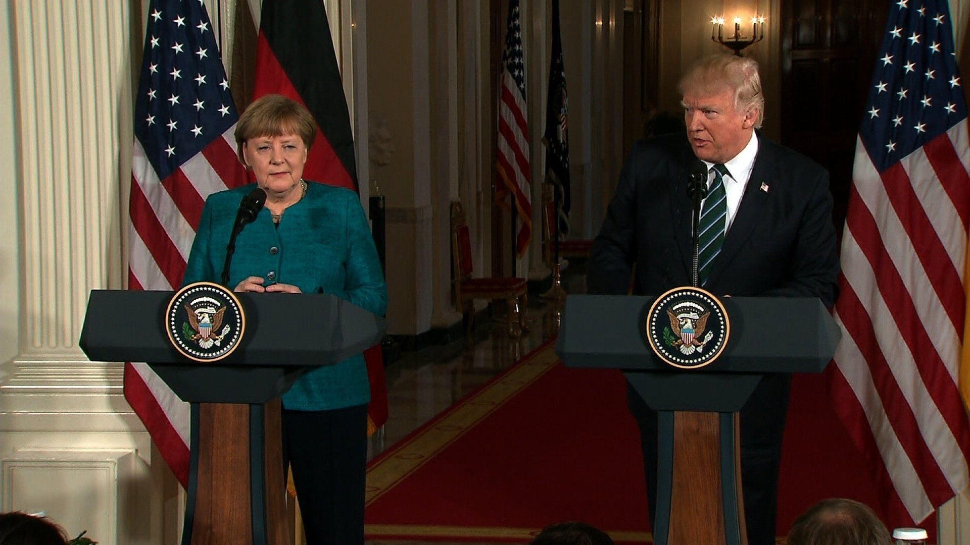 donald trump wiretap obama british inteligence angela merkel