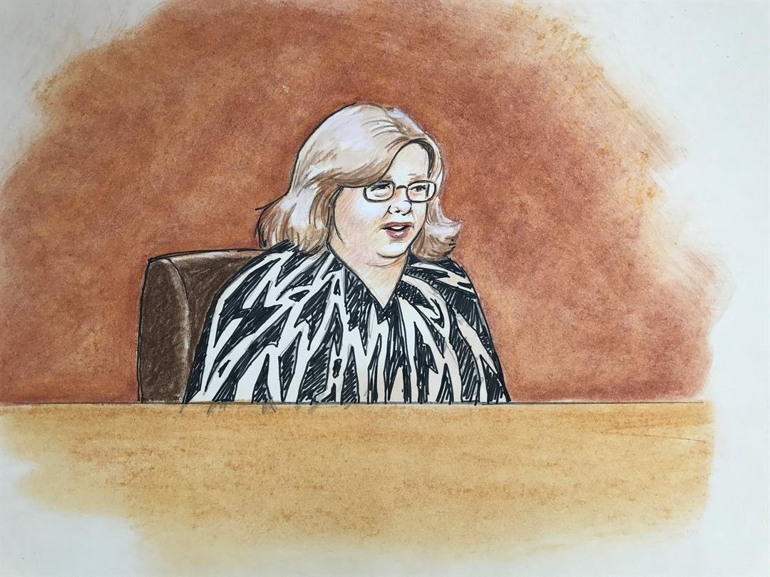 The Taylor Swift trial in court sketches - FOX Carolina 21
