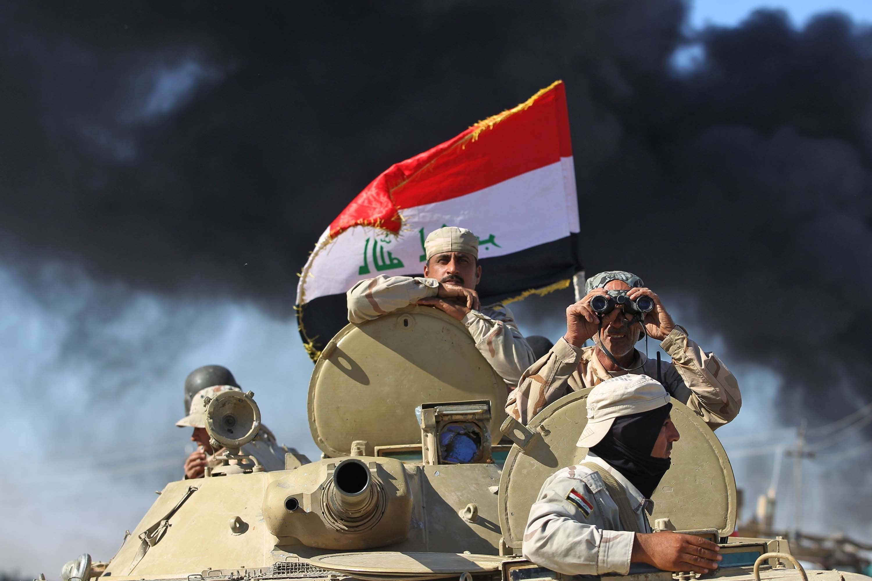 Iraqi Forces Say Theyve Recaptured Hawija City Center From ISIS