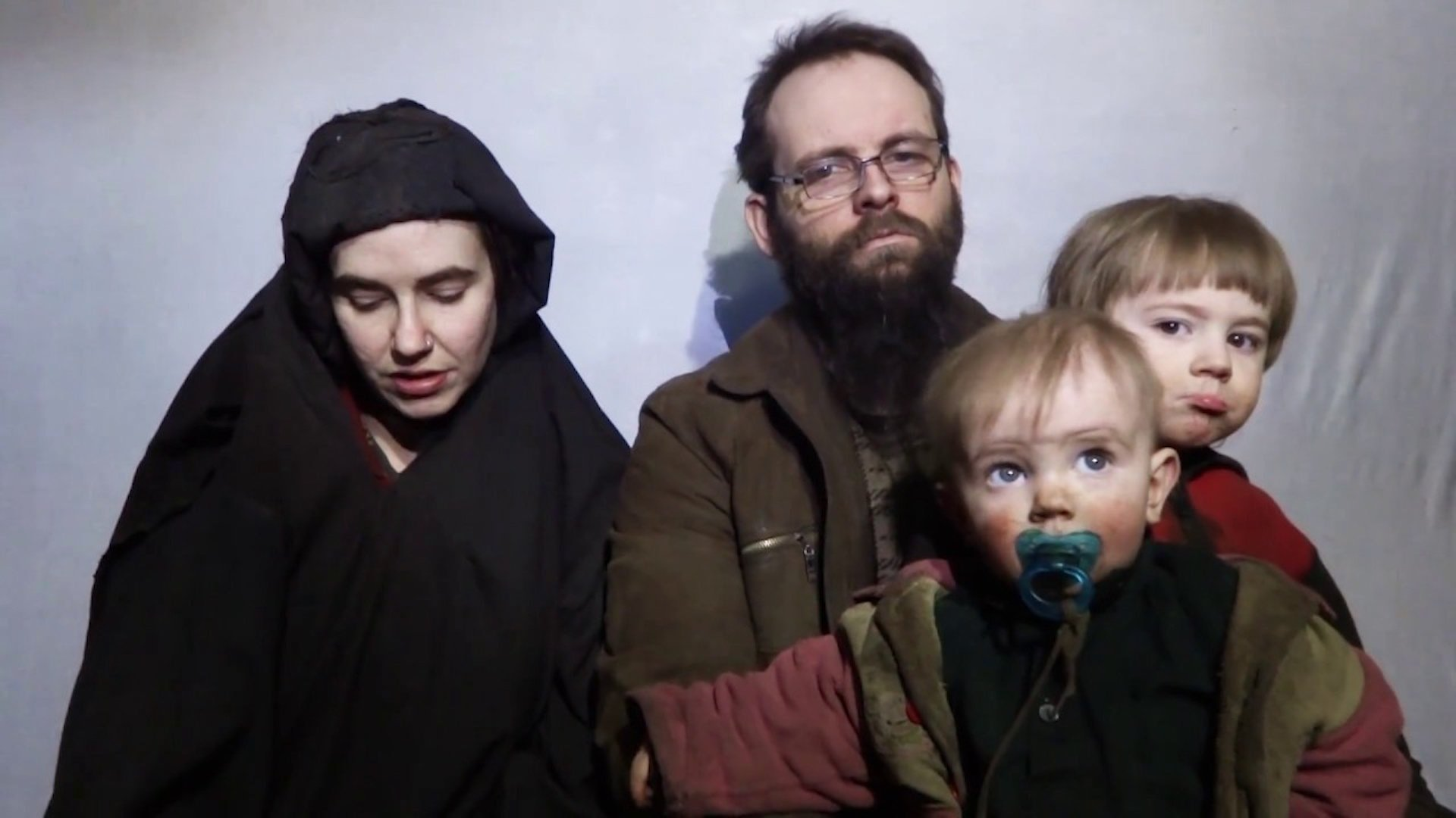 Freed Taliban hostage family arrives home in Canada - Portland news - NewsLocker