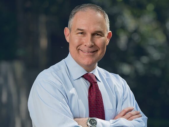 Image result for scott pruitt security