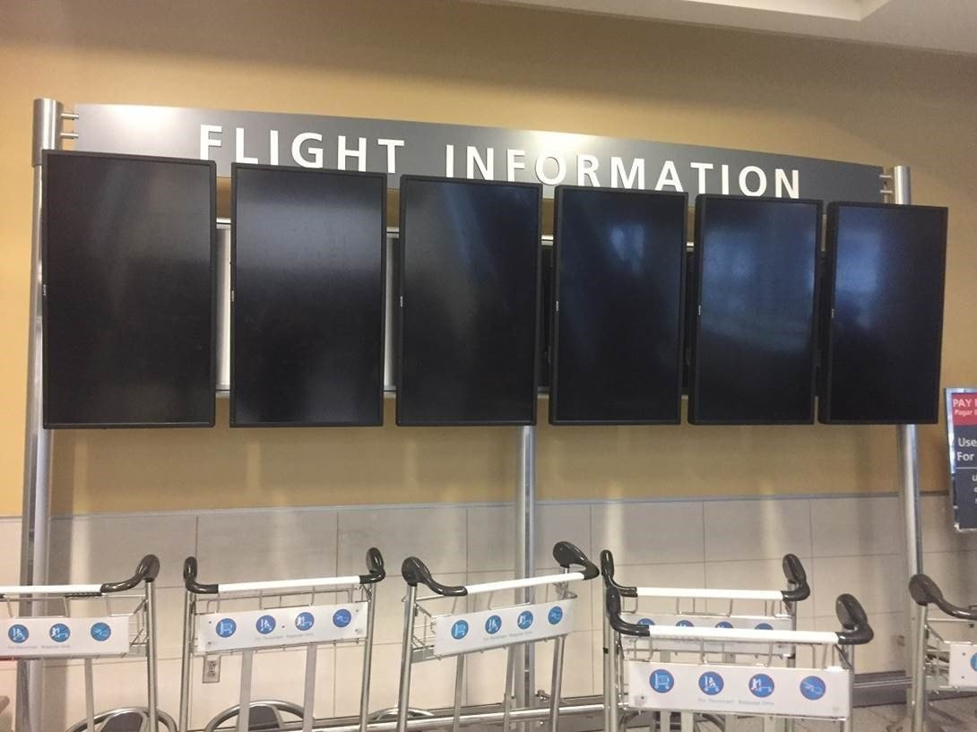 Atlantau0027s Hartsfield Jackson Airport Restores Power After Crippling Outage